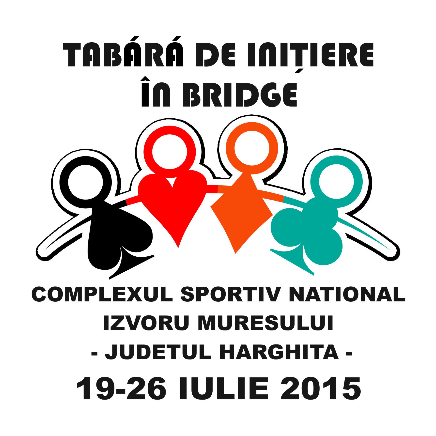 Tabara de bridge 2015